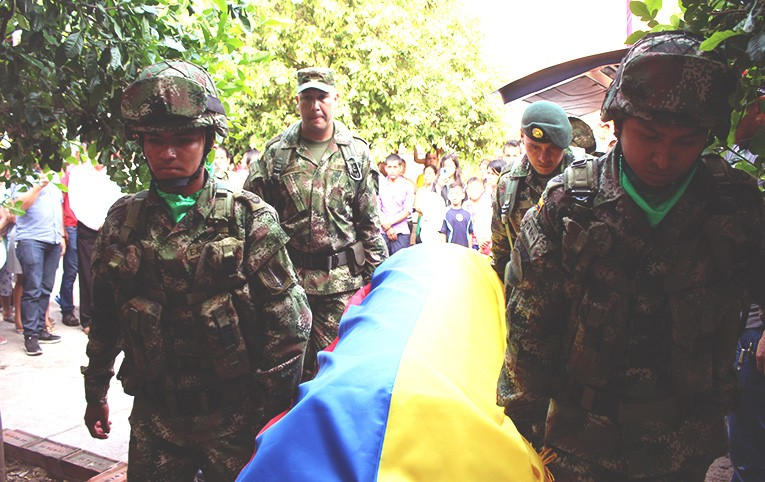 Alcalde de Natagaima, pide al gobierno nacional y al ELN, dialogar para evitar la muerte de más campesinos e indígenas humildes.