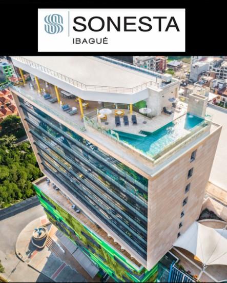 10 millones de dólares costó el nuevo Hotel Sonesta Ibagué