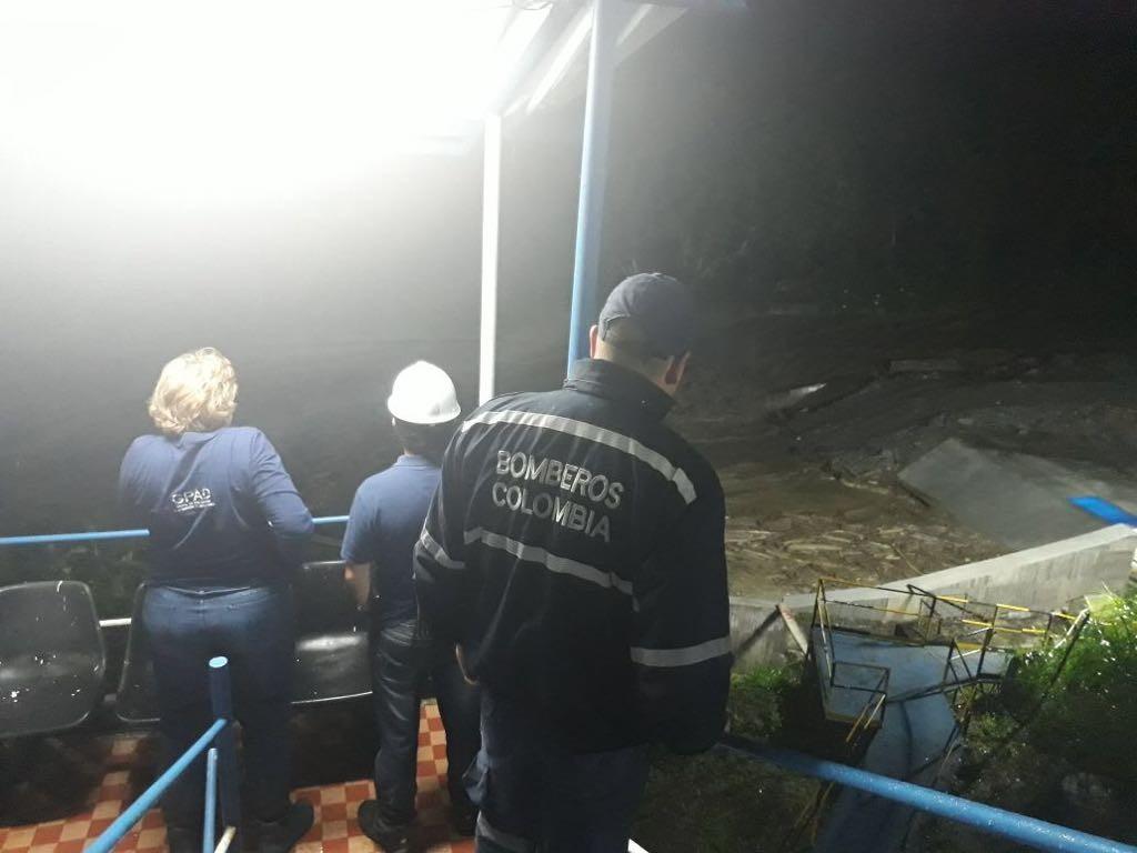 Lluvias causarían deslizamientos en Ibagué. IDEAM declaró alerta amarilla