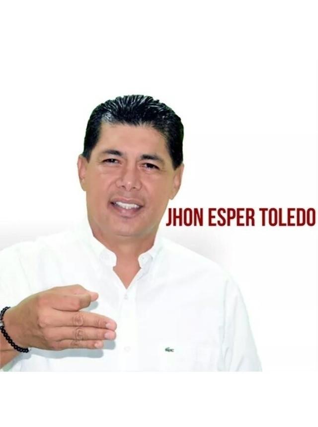 Toledo, reconoció que utilizó sus cargos públicos para hacer campaña a la Alcaldía porque ese es su proyecto de vida