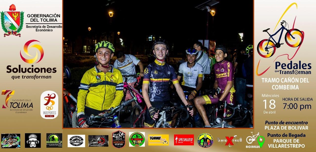 Vuelve la pasión por el ciclismo a Ibagué