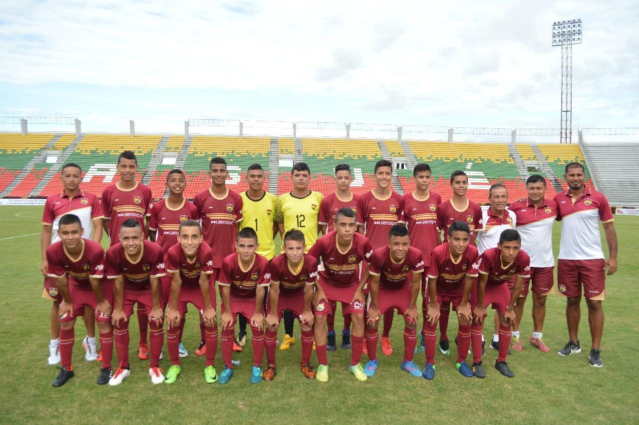 Tolima 4-0 Quindío: Goleada tolimense en el debut