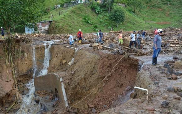 Procuraduría pidió a los alcaldes del Tolima estar alertas por lluvias
