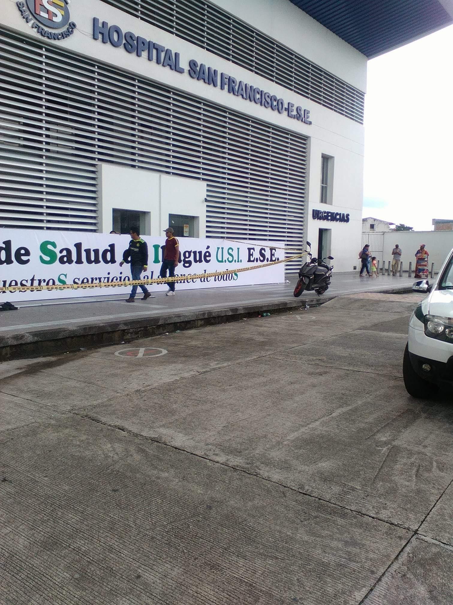 Ayer fue el fin del hospital San Francisco en Ibagué