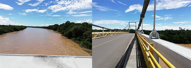 Emergencia en Suárez Tolima a causa de la ola invernal
