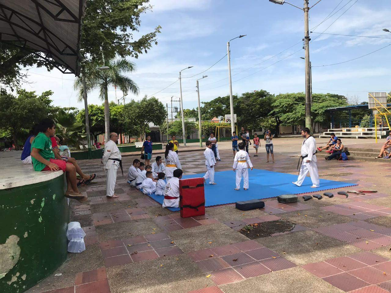Alcaldía de El Espinal lleva escuelas deportivas a barrios y veredas