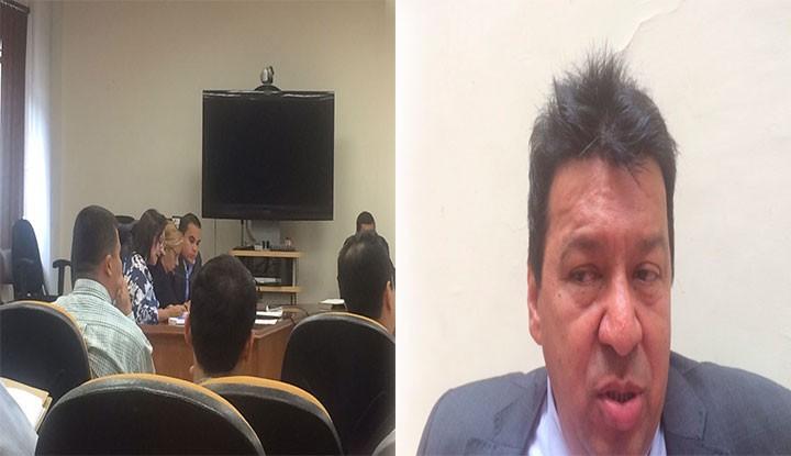 Condena contra Arciniegas, embolatada en el tribunal