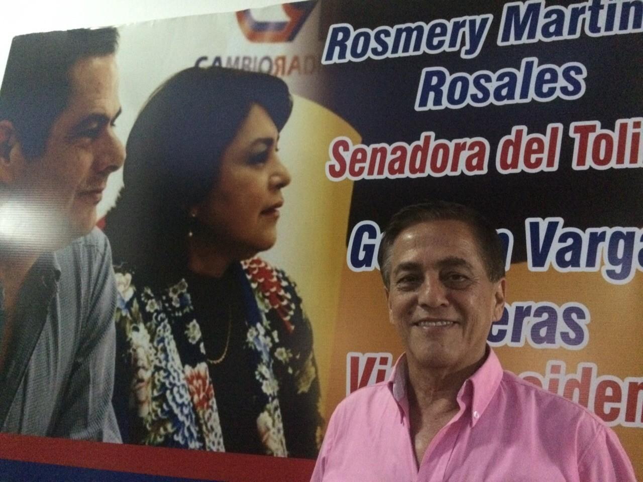 Cambio Radical se defiende por acusación de presión a Luis H. Rodríguez
