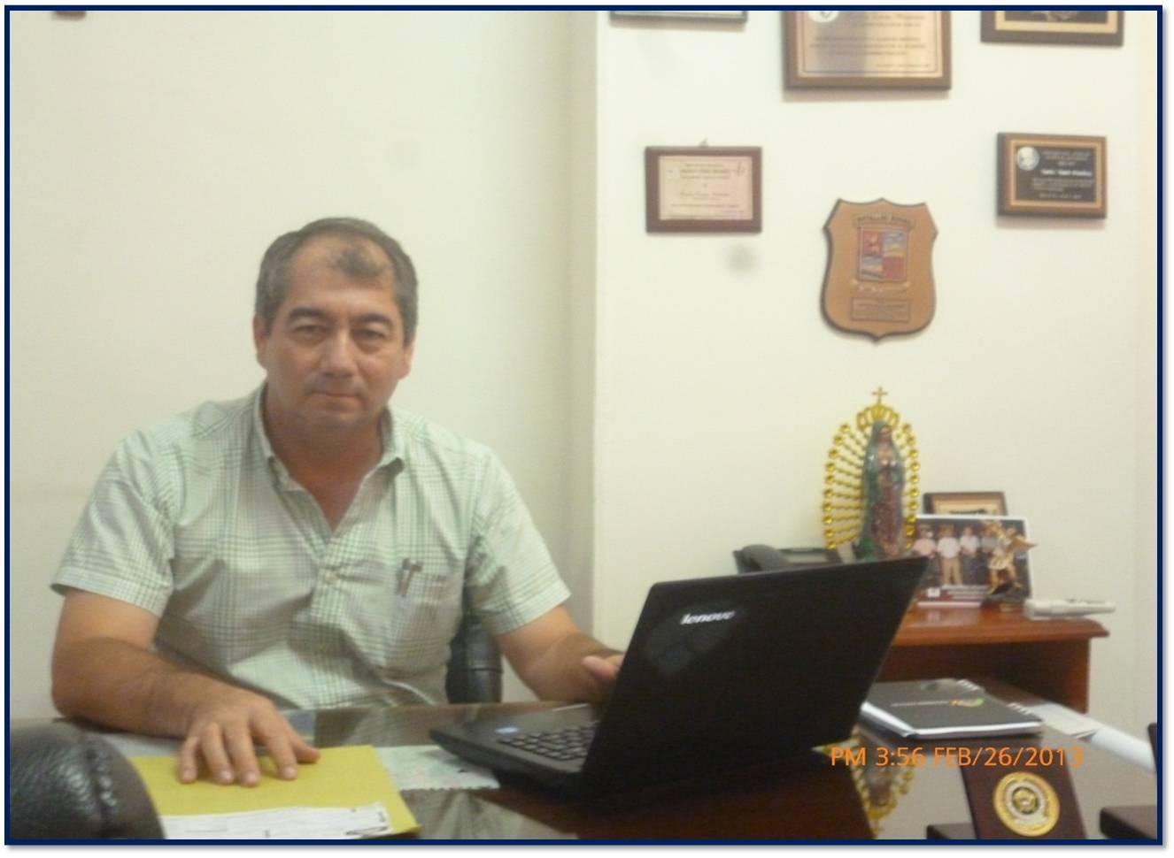 Este alcalde del tolima, se habría separado, por qué su esposa seria la candidata a sucederlo