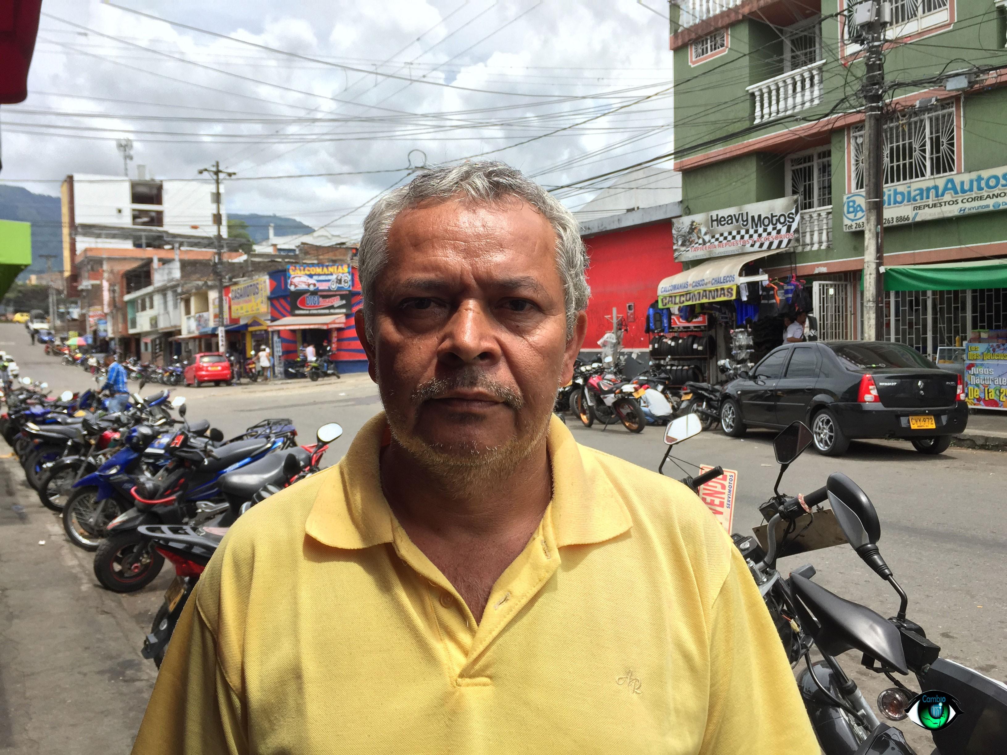 Le apareció avenida fantasma a Luis H, denuncian penalmente el Alcalde de Ibagué por una obra que nunca hizo