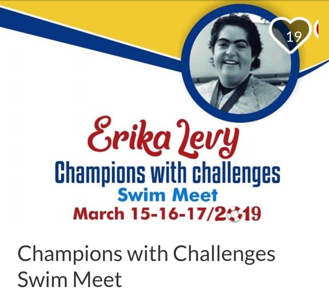 Noble campaña para el equipo de natación con discapacidad