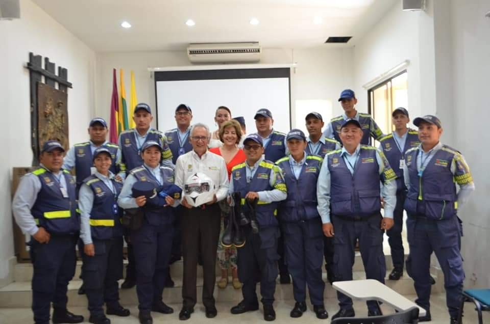 Guardas de tránsito en Ibagué  hablan de explotación laboral