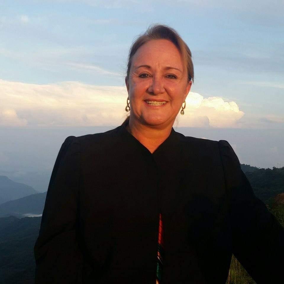 Olga B, la candidata de la izquierda a la gobernación del Tolima