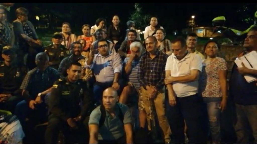 #ardelapolítica: Sancocho por la seguridad lidera Rubén Darío Correa