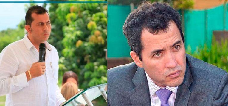 Carlos Edward y su candidato para politizar la justicia en Ibagué