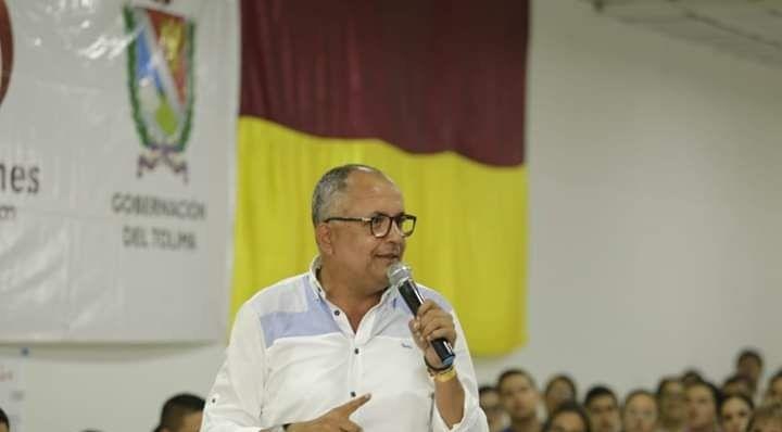 Gobernador del Tolima destaca labor de Indeportesd