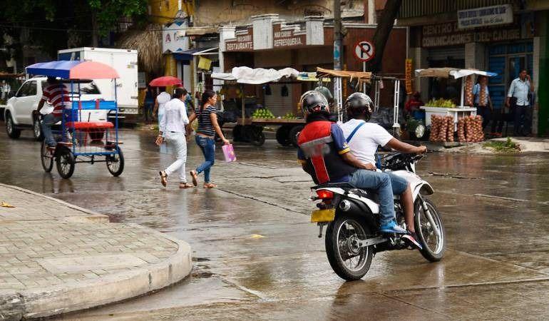 Terminó segundo fin de semana de la restricción de parrillero en moto
