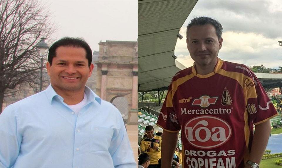 Oswaldo Mestre, habría pedido contratos para amigos suyos en el IBAL