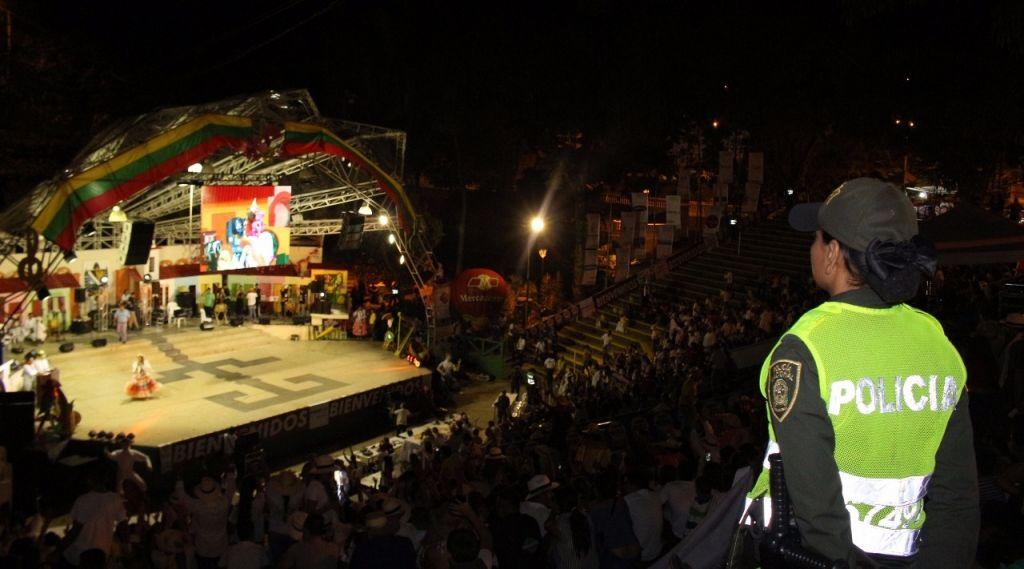 Autoridades cobran 500 millones por cuidar las fiestas en Ibagué