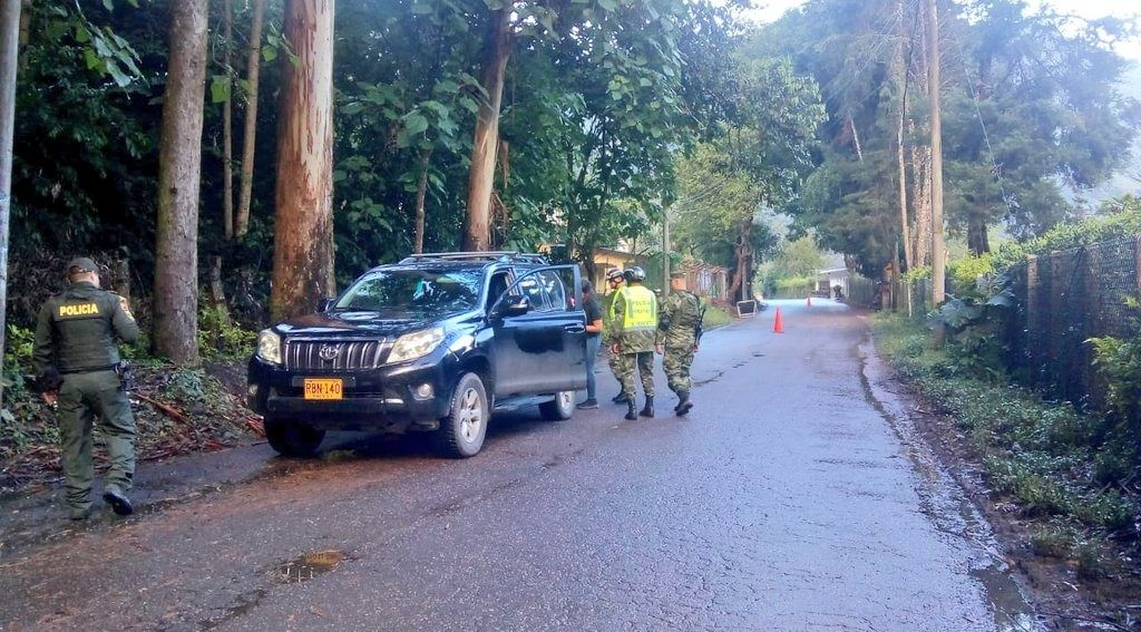 Ejército reforzó seguridad en  carreteras del Tolima