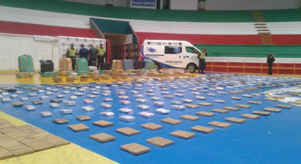 Ambulancia detenida con droga tiene relación con fundasalud