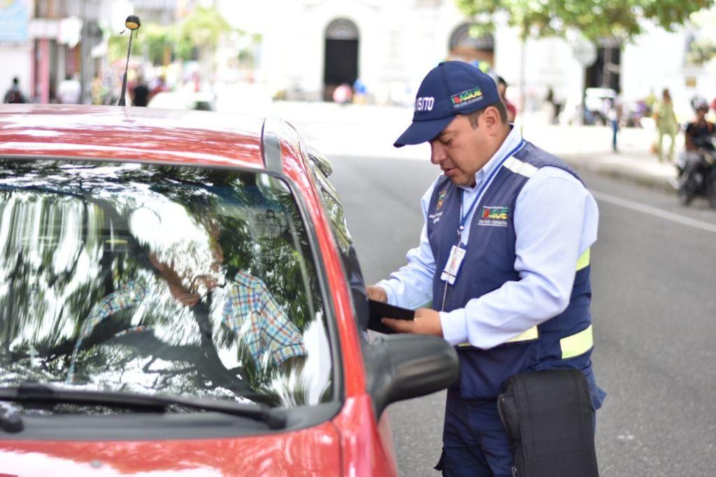 144 agentes cuidaran el tránsito en Ibagué, de ellos 25 son practicantes
