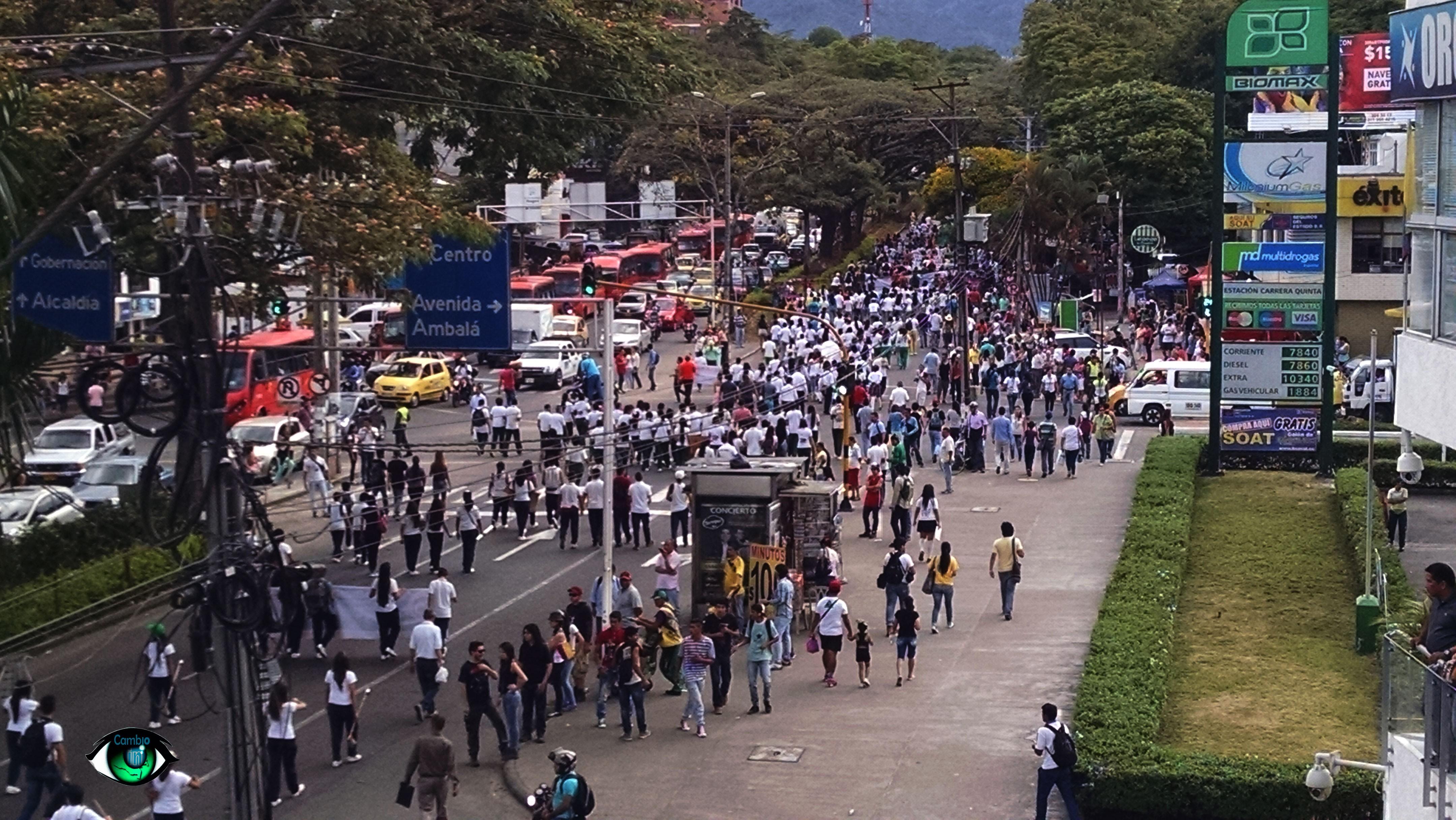 Tolima dijo NO a la megaminería; masiva marcha en contra de anglo gold ashanti
