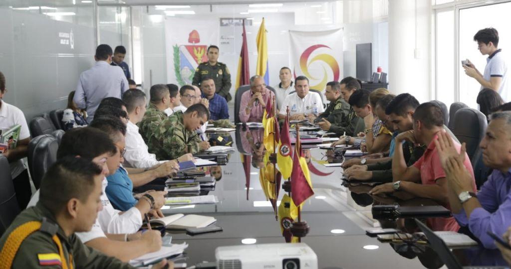 Nuevas medidas de seguridad para las fiesta en el Tolima