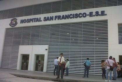 Gobierno de Luis h pierde 200 Millones al mes en Hospital San Francisco