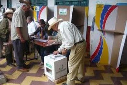 Elecciones 2015 normas de garantías electorales  (  II entrega )