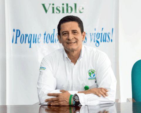 Director de Cortolima dice que por error aparece sancionado por la procuraduría