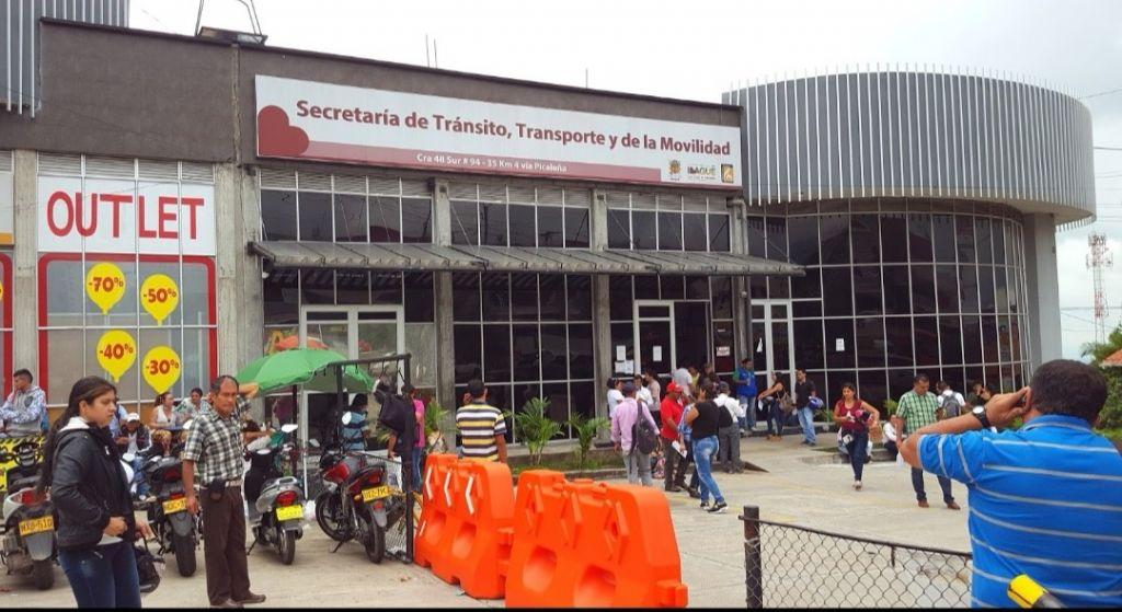 Denuncian desgreño administrativo en secretaría de tránsito de Ibagué