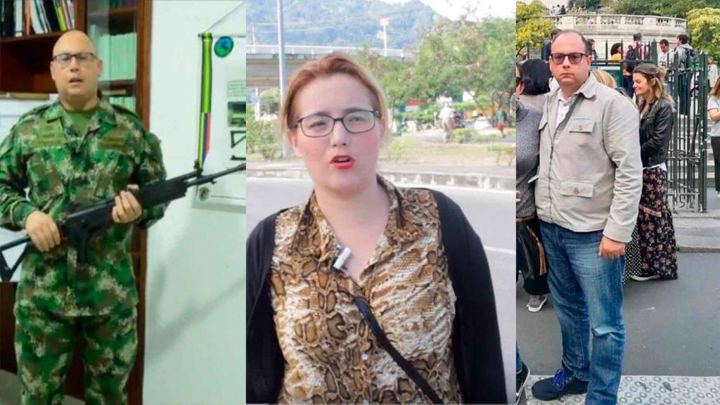 Niunamás: Coronel y abogado, golpean y amenazan a esta joven