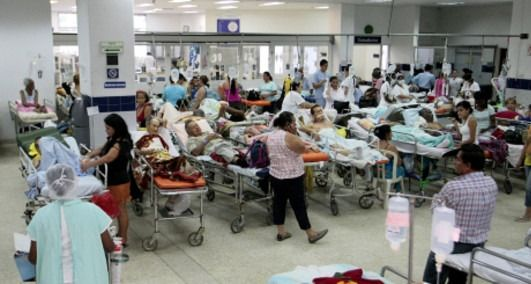 IPS y EPS en Colombia empresas genocidas: columna de opinión