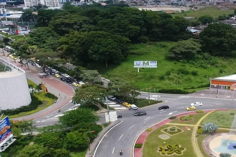 Reducen avenida Ambala en Ibagué, para construir cicloruta