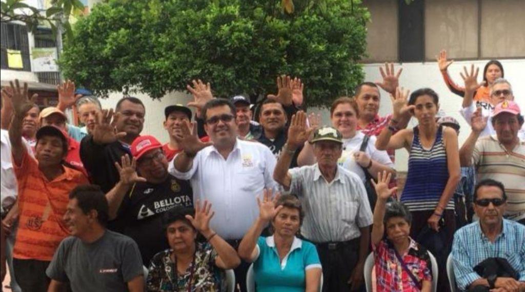 24 horas con la gente: Rubén Darío Correa Carvajal