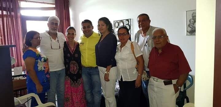 Zona rural de El Espinal dijo sí a Johan Niño a la alcaldía