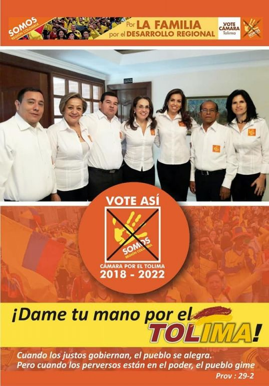 Con triple militancia le meten gol al Partido Liberal en el Tolima
