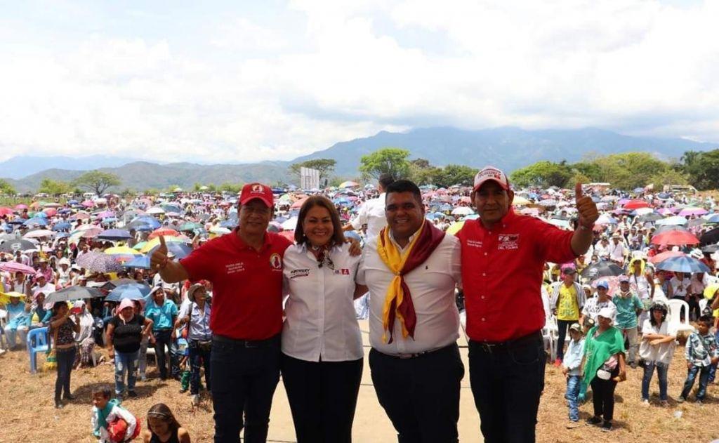 La mentira de Rosmery Martínez en Chaparral: denuncia