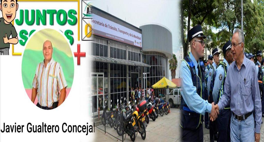 Candidato y agentes de tránsito de Ibagué, montaban falsos operativos