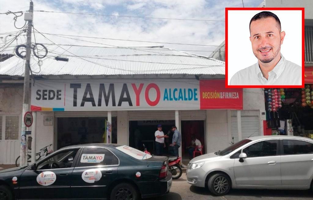 En mil pedazos estalló CD en Espinal, no apoyan a Tamayo