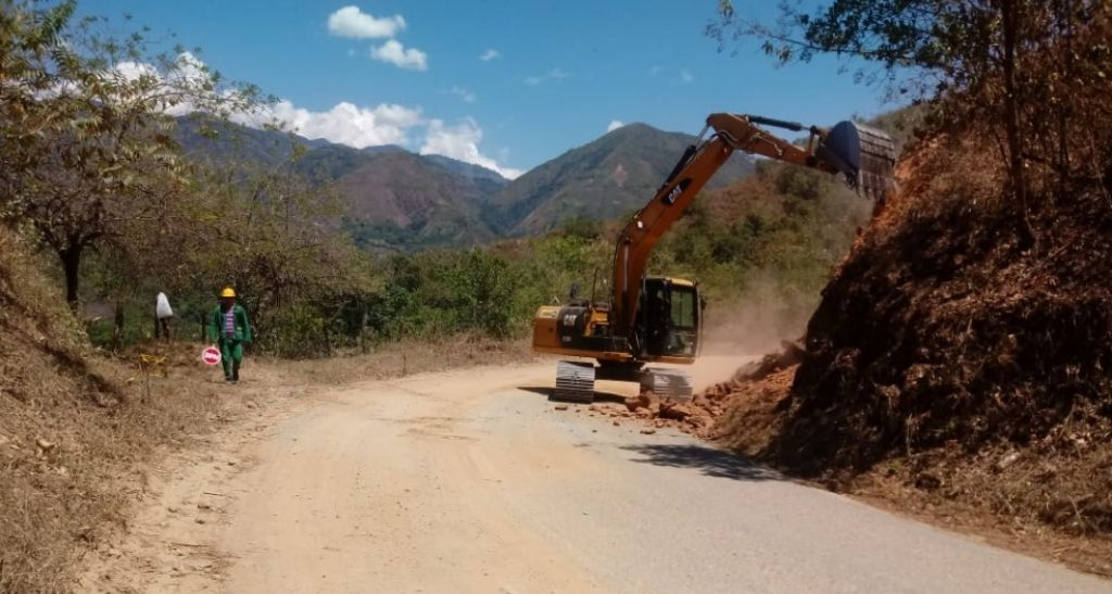 Las grandes obras avanzan en el Tolima