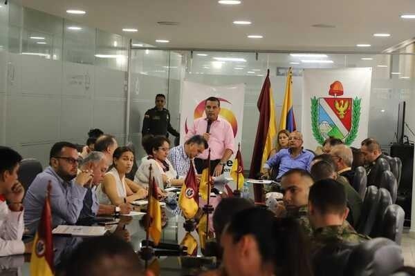 Gobernación garantiza transparencia en elecciones en el Tolima