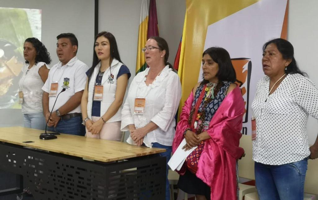 Gobernación del Tolima acompaña conmemoración del día de la mujer indígena