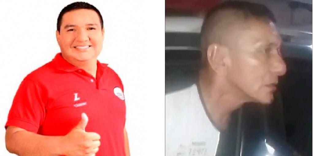 Alcalde de Coyaima golpeó a ciudadano en la calle