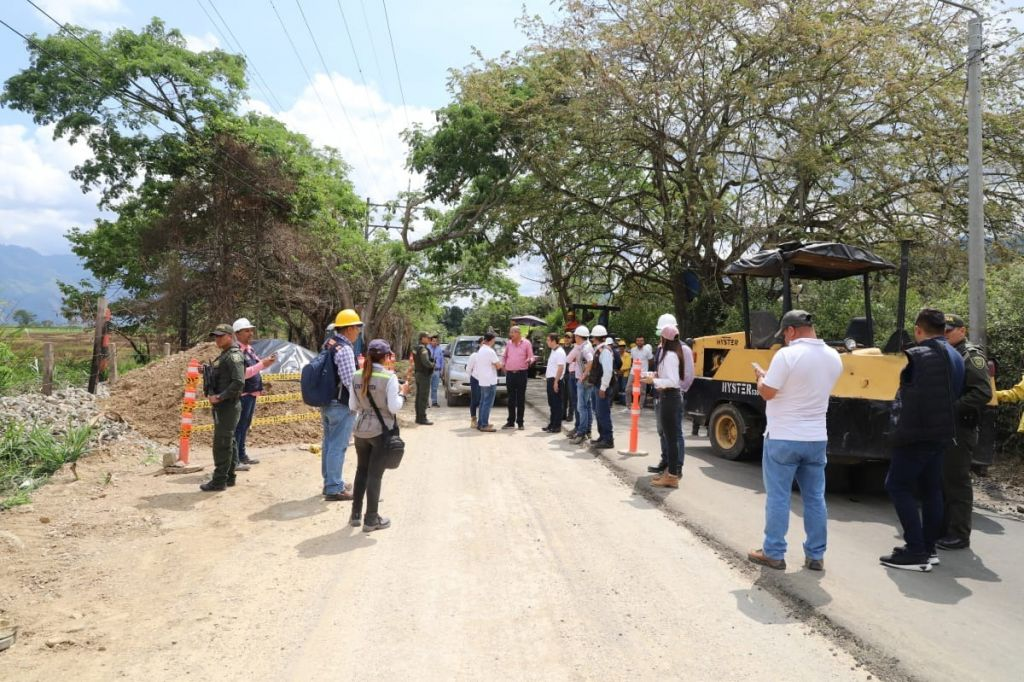 Adjudicada licitación para pavimentar en segunda etapa la vía Ibagué - Rovira