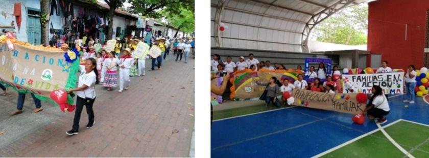 Feria de la salud municipal de Natagaima Tolima