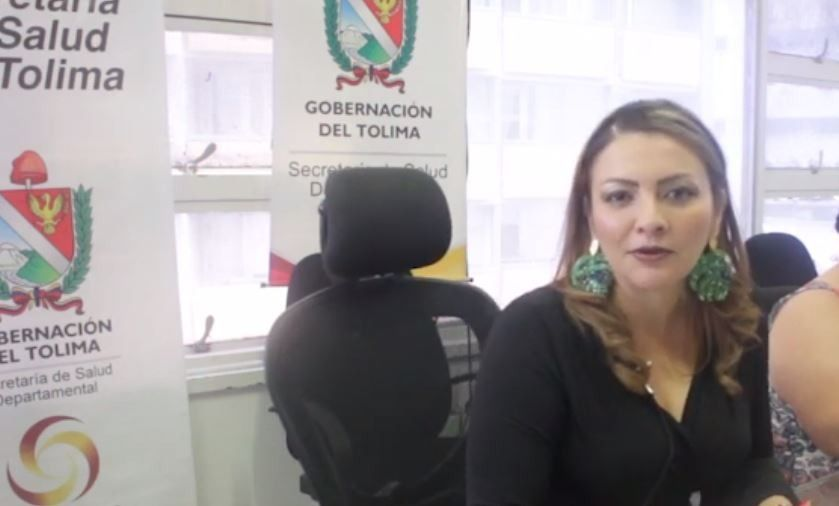Así combate el dengue la secretaría de salud del Tolima
