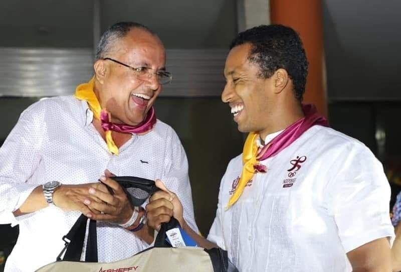 Así se despidió la delegación del Tolima a Juegos Nacionales 2019