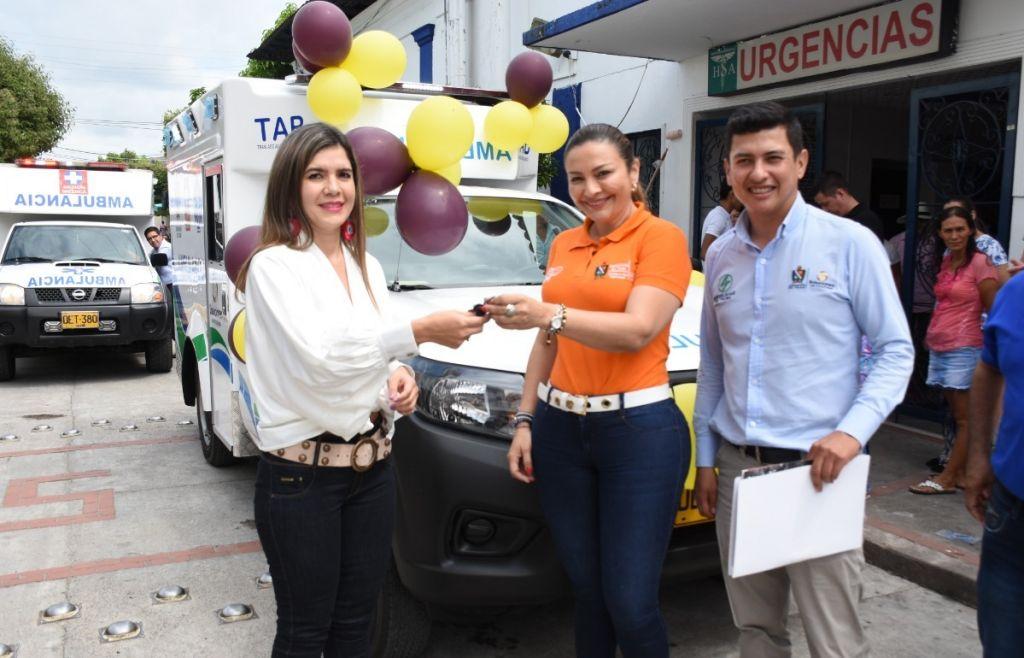 Secretaría de salud del Tolima, cumplió promesa al Guamo